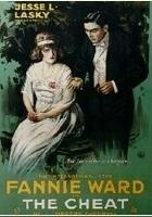 plakat - Oszustka (1915)