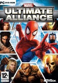Marvel: Ultimate Alliance (2006) plakat