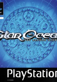 Star Ocean: The Second Story (1998) plakat