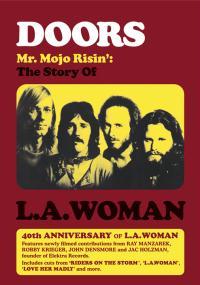 """The Doors - """"Mr Mojo Rising - Story of L.A. Woman"""" (2012) plakat"""