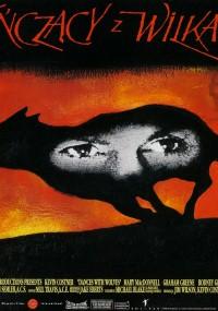 Tańczący z wilkami (1990) plakat
