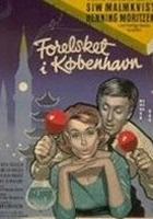Forelsket i København (1960) plakat
