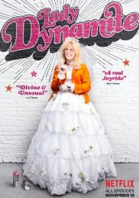 Lady Dynamite (2016) plakat