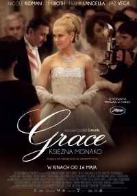 Grace księżna Monako (2014) plakat