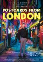 plakat - Pocztówki z Londynu (2018)