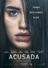 Oskarżona (2018) plakat
