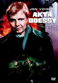 Akta Odessy (1974) plakat