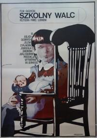 Szkolny walc (1978) plakat
