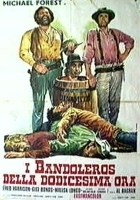 plakat - I bandoleros della dodicesima ora (1972)