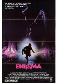 Enigma (1982) plakat