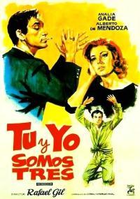 Tú y yo somos tres (1962) plakat