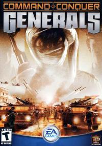 Command & Conquer: Generals (2003) plakat