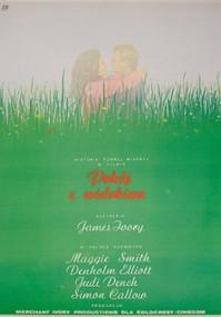 Pokój z widokiem (1985) plakat