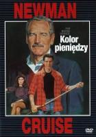 plakat - Kolor pieniędzy (1986)