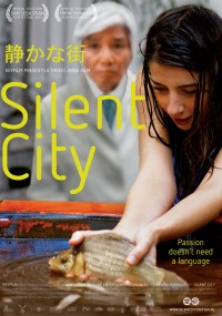 Milczące miasto (2012) plakat