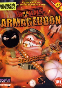 Worms Armageddon (1999) plakat