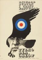 plakat - Tylko dla orłów (1968)