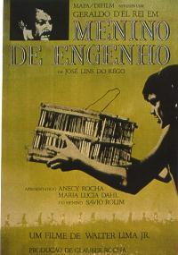 Menino de Engenho (1965) plakat