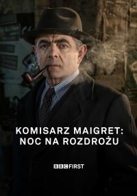 Maigret: Noc na rozdrożu (2017) plakat
