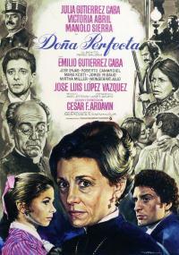 Doña Perfecta (1977) plakat
