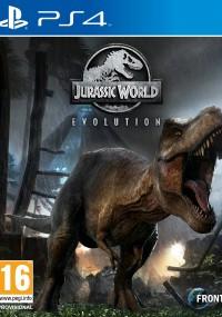 Jurassic World Evolution (2018) plakat