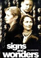 Signs & Wonders (2000) plakat