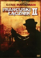 plakat - Francuski łącznik 2 (1975)