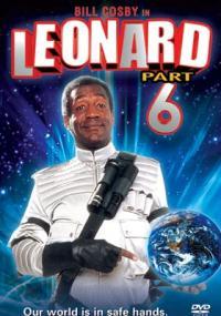 Leonard, część 6 (1987) plakat