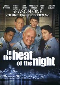 Gorączka Nocy (1988) plakat