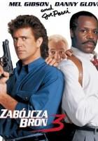plakat - Zabójcza broń 3 (1992)