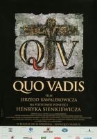plakat - Quo vadis (2001)