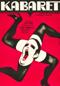 Kabaret (1972) plakat