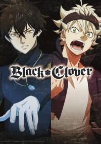 Black Clover (2017) plakat