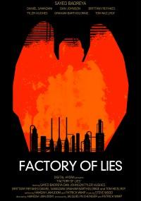 Factory of Lies (2012) plakat