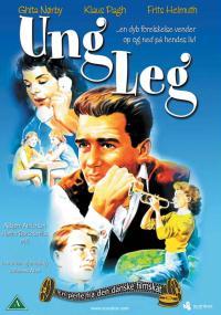 Ung leg (1956) plakat