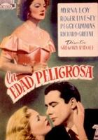 plakat - That Dangerous Age (1949)