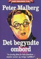 Det Begyndte ombord (1937) plakat