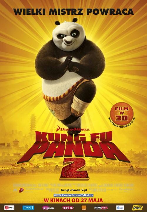 Kung Fu Panda 2 online na Zalukaj