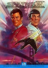 Star Trek IV: Powrót na Ziemię (1986) plakat