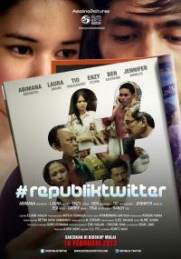Republik Twitter (2012) plakat