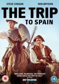 The Trip to Spain (2017) plakat