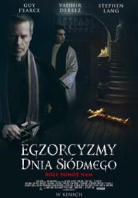 Egzorcyzmy dnia siódmego (2021) plakat