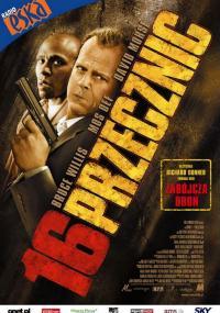 16 przecznic (2006) plakat