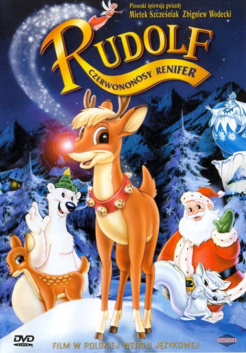 Rudolf czerwononosy Renifer online na Zalukaj TV