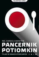 plakat - Pancernik Potiomkin (1925)