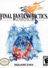 Final Fantasy Tactics Advance (2003) plakat