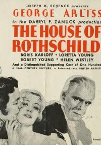 Rodzina Rotszyldów (1934) plakat
