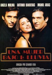 Una Mujer bajo la lluvia (1991) plakat