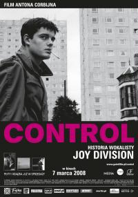 Control (2007) plakat