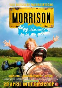 Morrison będzie miał siostrzyczkę (2008) plakat